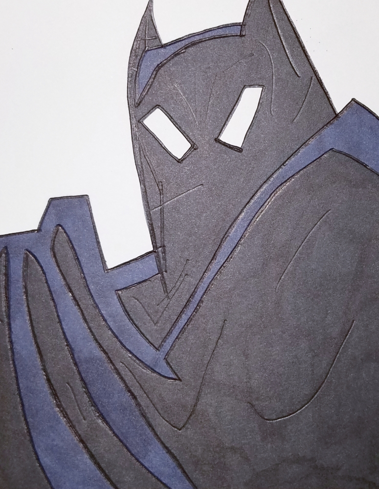 Batman por armattock